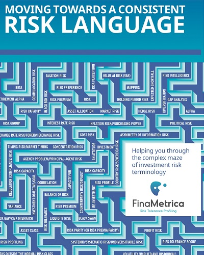 Moving Toward a Consistent Language of Risk